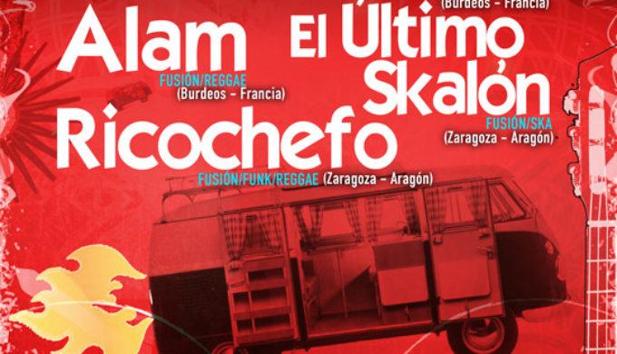 III Edición del Festival Aragón Musical Barrio 33